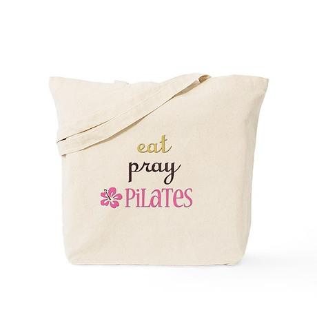 Pilates Tote Bag