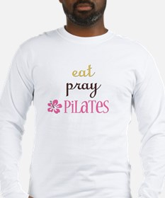 Pilates Long Sleeve T-Shirt