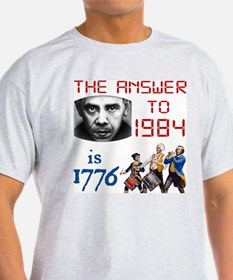 Answer to 1984 T-Shirt