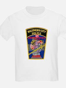 Baltimore City Police T-Shirt