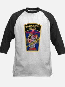 Baltimore City Police Tee