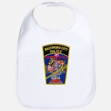 Baltimore City Police Bib