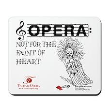 I love Opera Mousepad