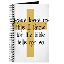 Jesus Love me This I Know Journal