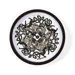 Samhain Celtic Knot Wall Clock