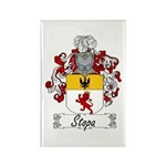 Stopa Family Crest Rectangle Magnet