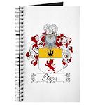 Stopa Family Crest Journal