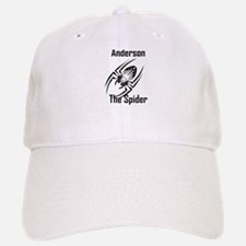 Anderson The Spider Baseball Baseball Cap