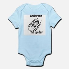Anderson The Spider Infant Bodysuit