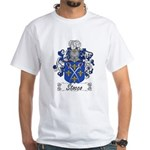 Stocco Coat of Arms White T-Shirt