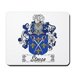 Stocco Coat of Arms Mousepad