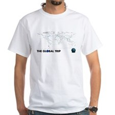 The Global Trip world map T-Shirt