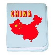 China baby blanket