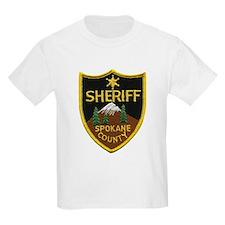 Spokane County Sheriff T-Shirt