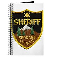 Spokane County Sheriff Journal