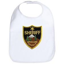 Spokane County Sheriff Bib