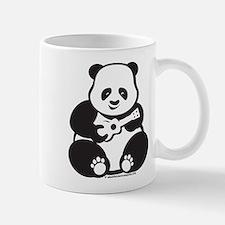Ukulele Panda Mug