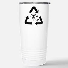 Recycle - Reincarnate Stainless Steel Travel Mug