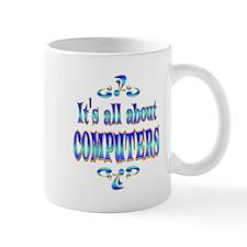 About Computers Mug