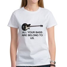 Unique All your base are belong to us Tee