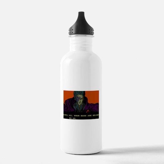 Cute Lolcat Water Bottle