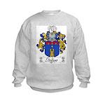 Stefano Family Crest Kids Sweatshirt