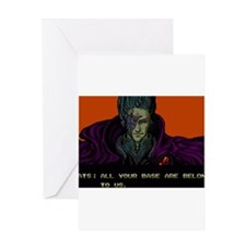 Funny Funny video game Greeting Card