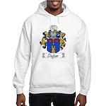 Stefano Family Crest Hooded Sweatshirt