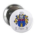 Stefano Family Crest Button