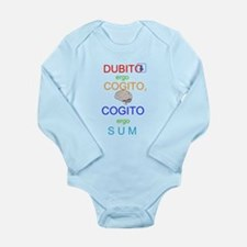 Cute Rene Long Sleeve Infant Bodysuit