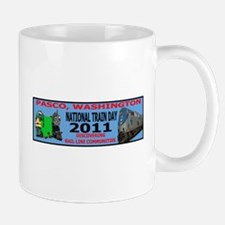 Olympia washington national train day celebration Mug