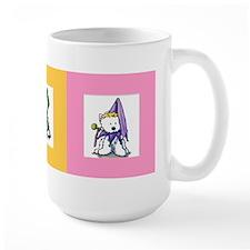 Westie Fairy Tale Trio Mug