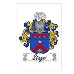 Stagni Coat of Arms Postcards (Package of 8)