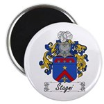 Stagni Coat of Arms Magnet