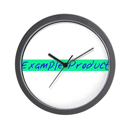 Customized Items Wall Clock