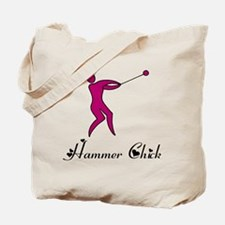 Hammer Chick Tote Bag