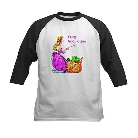 Fairy Godmother Kids Baseball Jersey
