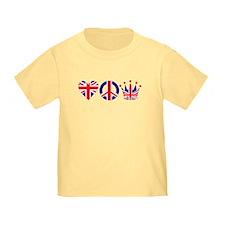 Heart, Peace, Crown - Britiain! T