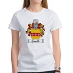 Spinello Family Crest Women's T-Shirt