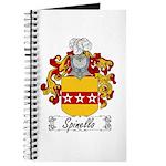 Spinello Family Crest Journal