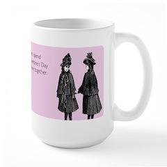 Valentine's Day Alone Mug
