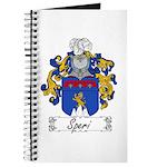 Speri Family Crest Journal