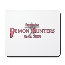 Supporting Demon Hunters Mousepad