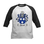 Specchi Coat of Arms Kids Baseball Jersey
