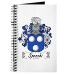 Specchi Coat of Arms Journal