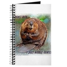 Nibble Gently Beaver Journal