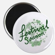 Festival Season Magnet