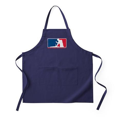 Major League Woodworking Apron (dark)