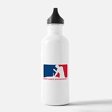Major League Woodworking Water Bottle