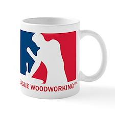 Major League Woodworking Mug